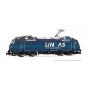 Locomotive BR 186 LINEAS