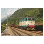 Locomotive E656 Trenitalia époque V/VI