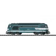 Locomotive BB 567422 SNCF sonorisée