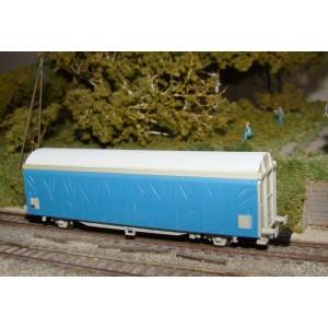 Wagon débache vite SNCF