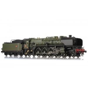 Locomotive 241 A 56 SNCF ex ETAT