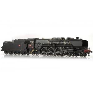 Locomotive 241 A 65 SNCF EST préservée