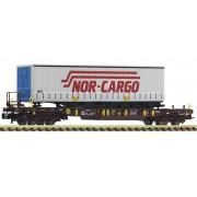 Wagon poche AAE + remorque Nor-Cargo
