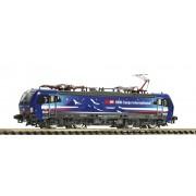 Locomotive quadricourant BR 193 SBB HUPAC