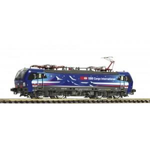Locomotive quadricourant BR 193 SBB HUPAC DCC sound