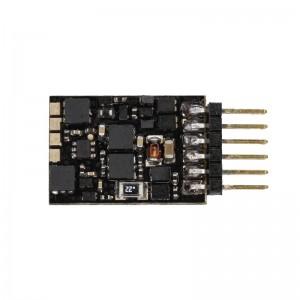 Décodeur Lokommander II Micro 6 broches
