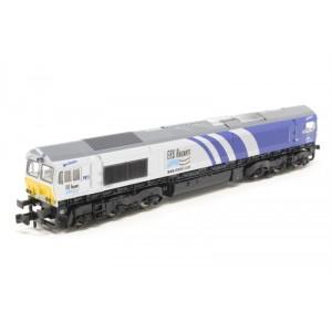 Locomotive Class 66 ERS Railways