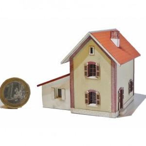 Level-crossing house Midi type
