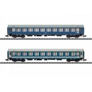 Set de 2 voitures MAV et CFR époque IV