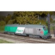 Locomotive BB 475058 Fret SNCF sonorisée
