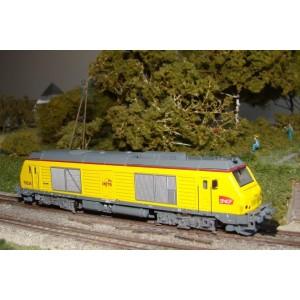 Locomotive BB 675032 SNCF INFRA sonorisée