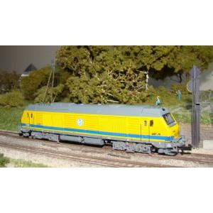 Locomotive BB 75019 TSO sonorisée