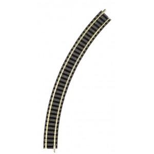 Rail courbe PROFI R2 45°
