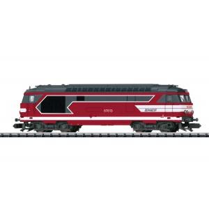 Locomotive BB 67613 SNCF Capitole