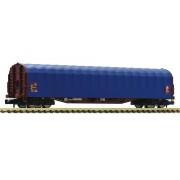 Wagon bâché Rils 652 DB époque IV