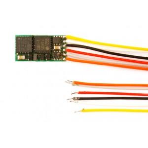 Décodeur de traction filaire NEM 651 étroit