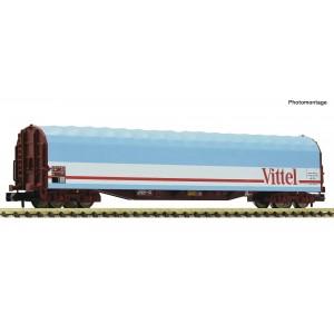 SNCF Rils wagon Vittel