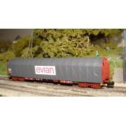 Wagon Rils SNCF EVIAN