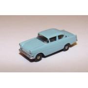 Opel P1 limousine bleu clair