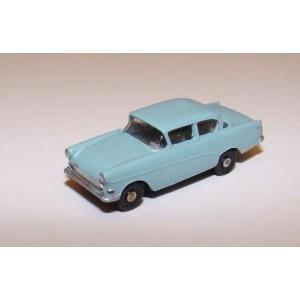Opel P1 berline bleu clair