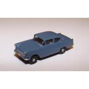 Opel P1 berline gris bleu