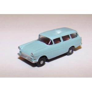 Opel P1 Caravan bleu clair
