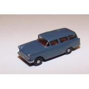 Opel P1 Caravan gris bleu