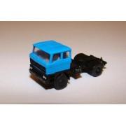 Tracteur DAF 2800 bleu et noir