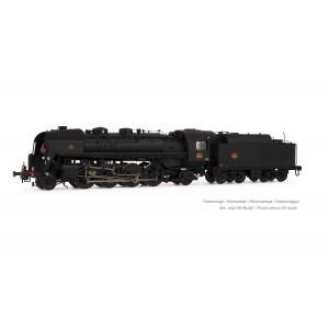 "Locomotive 141 R 1173 fuel SNCF ""Mistral"" sonorisée"