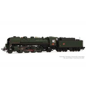 Locomotive 141 R 1187 fuel SNCF