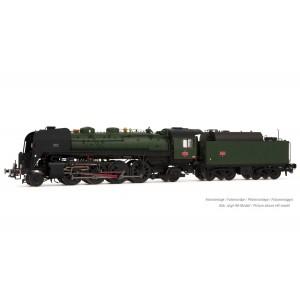 Locomotive 141 R 1155 fuel SNCF