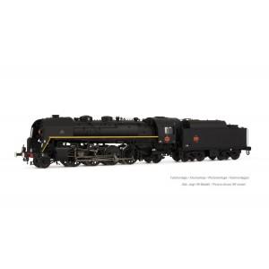 Locomotive 141 R 840 fuel SNCF sonorisée