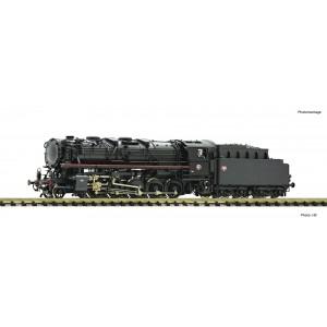 Locomotive 150 X SNCF noire