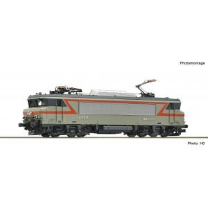 Locomotive BB 7200 SNCF époque IV