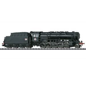 Locomotive 150 X SNCF sonorisée