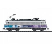 Locomotive BB 22307R SNCF En voyage