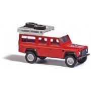 Land Rover Defender rouge