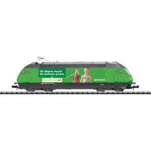 SBB Re 460 locomotive MIGROS digital sound
