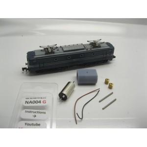 Kit de motorisation CC 7100 Arnold