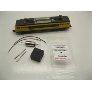 Kit de motorisation BB 15000, 7200, 22000 Fleischmann