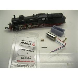 Kit de motorisation 140 D SNCF Minitrix
