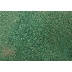 Flocage poudre vert foncé