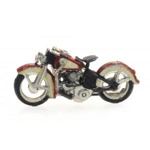 Motocyclette Harley-Davidson civile