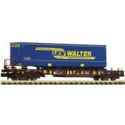 Wagon poche AAE + remorque LKW Walter