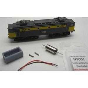 Kit de motorisation CC 7100 Startrain