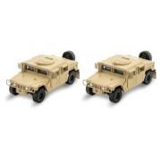 Set de 2 Humvee ton sable