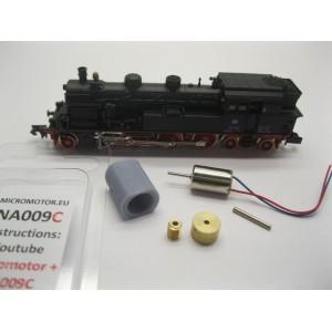 Kit de motorisation 232 TC SNCF Arnold