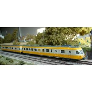 Rame RGP1 XBD-2729 SNCF Alpazur sonorisée