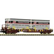 Wagon-poche T3 AAE avec caisses mobiles Terratrans