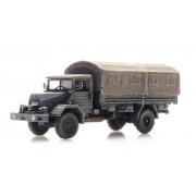 Camion militaire MAN 630 L2 AE Cargo